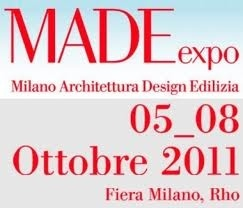 MADE EXPO MILANO 2011